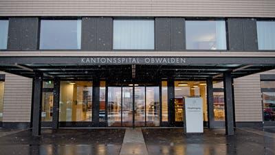 Das Kantonsspital Obwalden. (Bild: Obwaldner Zeitung (9. Januar 2019))