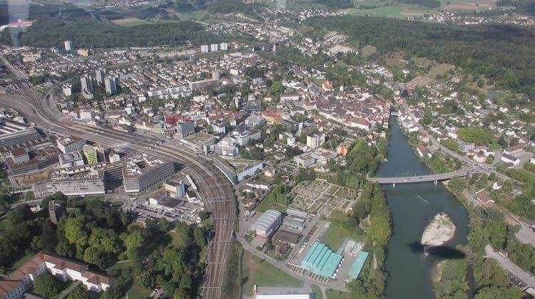 Das Vermögen der Stadt Brugg hat um rund 7,7 Mio. Franken auf neu gegen 97 Mio. Franken zugenommen. (Bild: Claudia Meier (25. August 2015))