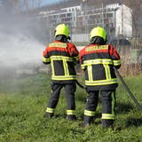 Die beiden Feuerwehren aus Brugg und Villnachern sollen ihre Kräfte bündeln. (Bild: Rahel Bühler (18. März 2020))