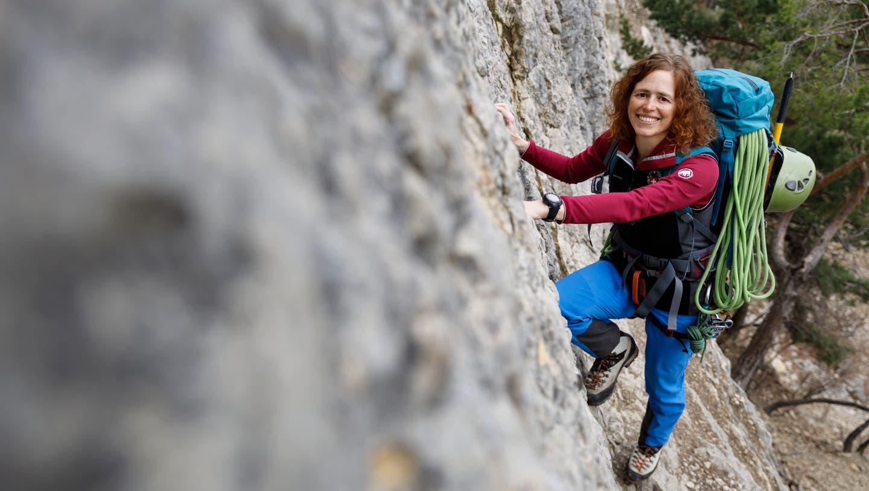 Fabienne Notter (45) ist die neue Präsidentin des SAC Weissenstein. Sie ist die erste Frau an der Spitze des Traditionsvereins. (Hanspeter Bärtschi)
