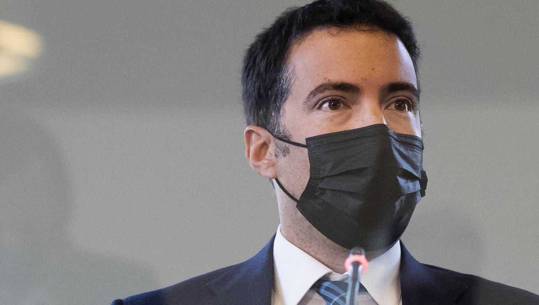 FDP-Ständerat Andrea Caroni ist bereit, Tabus zu brechen. (Bild: Peter Klaunzer/Keystone)
