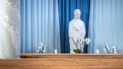 Ein neues Innenleben für die katholische Kirche Weinfelden – Das Gotteshaus ist in die Jahre gekommen, wie unsere Aufnahmen zeigen