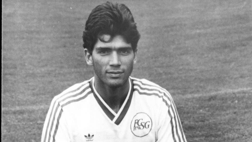 Jürgen Pitsch bestritt mehr als 50 NLA-Spiele für den FC St.Gallen (Bild: PD)
