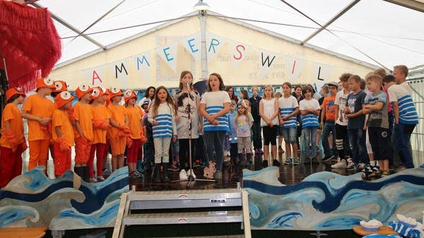 Das letzte Ammerswiler Jugendfest fand 2016 statt. (Zur Verfügung gestellt)