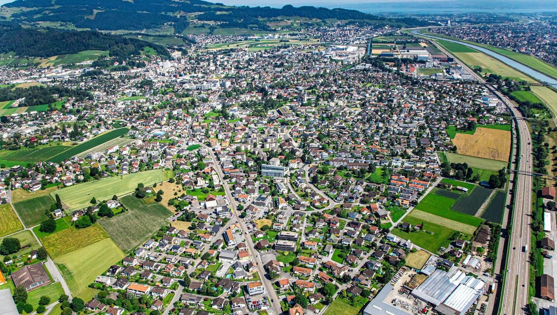 Die Gemeinde Widnau berichtet von gesunden Finanzen. (Bild: PD)