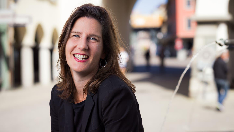 SP-Einwohnerrätin Steffi Kessler will in den Stadtrat. (Bild: Tibor Nad)