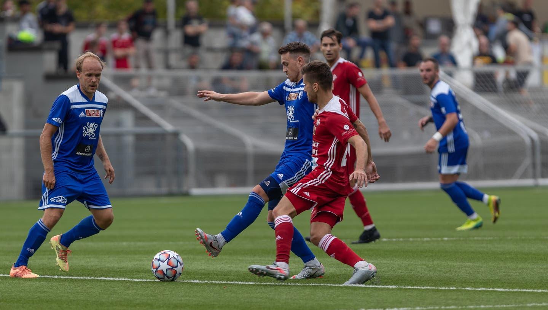 Die Aargauer Erstligisten hoffen auf ein erfolgreichesWiedererwägungsgesuch. (Dani Mercier)