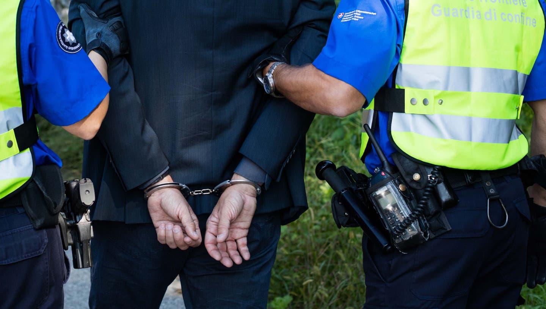 Basel-Stadt verzeichnete im vergangenen Jahr 7 Prozent weniger Strafanzeigen. (Symbolbild: Zvg)