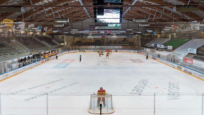 Der Eishockey Club Olten AG bringt Sportpark Olten AG in Liquiditätsengpass – nun springt die Stadt ein