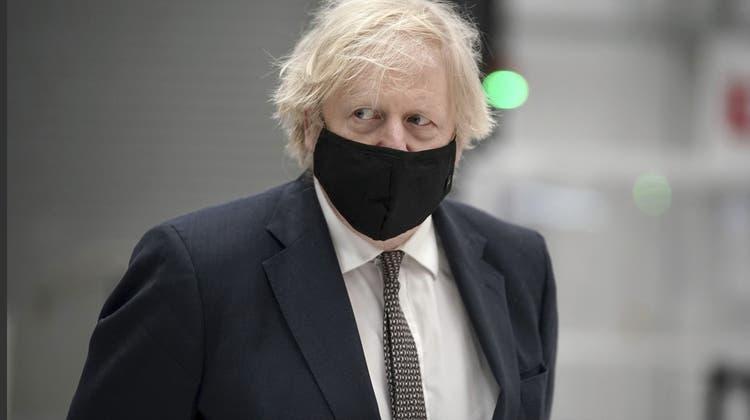 Umgarnt nun die «wichtigen Partnerländer» in der EU: Der britische Premier Boris Johnson. (Christopher Furlong / AP)
