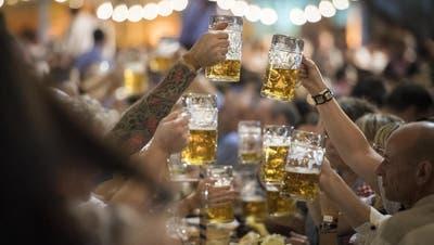 Tagblatt-Quiz – Runde 37: Das kühle Blonde ist Heimat – Wie gut kennen Sie sich mit Ostschweizer Bier aus?