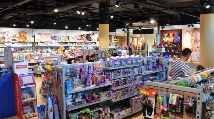 Die Spielzeugbranche gehört zu den grossen Gewinnern des Pandemiejahres 2020. (Michael Hunziker / BRU)