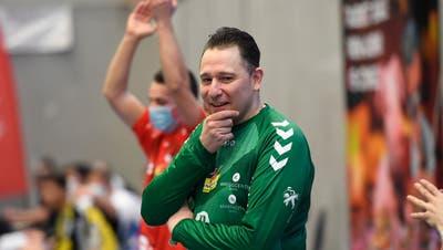 TVE-Trainer Zoltan Majerihat seinen Vertrag um fünf Jahre verlängert und verfolgt mit dem Verein grosse Ziele. (Bild: Alexander Wagner)