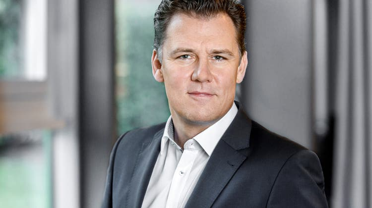 Frank Koch wird der neue CEO der Swiss Steel Group. (Swiss Steel Group)