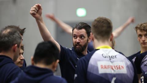 Kann Liam Sketchers Team das Ruder im Halbfinal-Rückspiel noch herumreissen? (Jörg Oegerli)