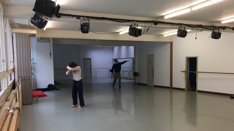 Nur noch Profis dürfen in kleinen Gruppen im Tanzstudio Semiramis proben. (Foto:zVg)