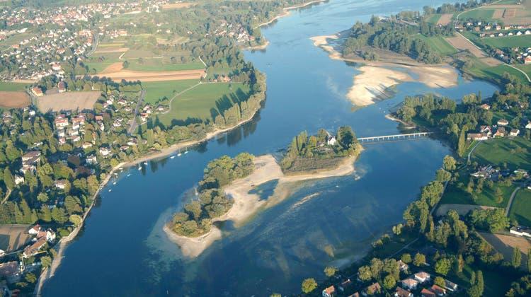 Tagblatt-Quiz – Runde 39: Wie gut kennen Sie sich mit Ostschweizer Flüssen, Schluchten und Wasserfällen aus? Testen Sie Ihr Wissen
