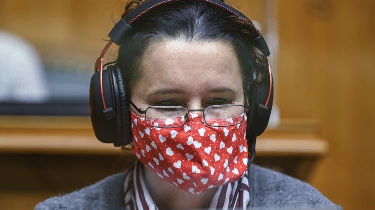 SVP-Nationalrätin Yvette Estermann. (Keystone)