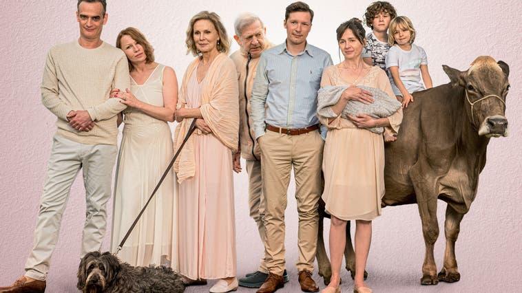 «Wanda, mein Wunder» buhlt mit «Atlas», «Mare», «Platzspitzbaby» und «Schwesterlein» um den Schweizer Filmpreis Quartz. (Filmcoopi)