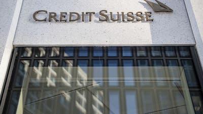 Die Credit Suisse sponsert am Rosenberg den Aufbau von sieben Assistenzprofessuren. (Urs Flueeler / KEYSTONE)
