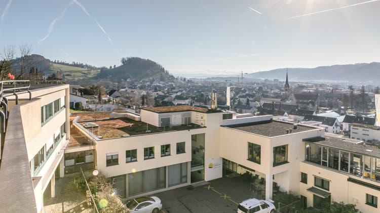 Im Frühjahr 2022 zügelt das Alterszentrum von der Rebbergstrasse ins Langäckerquartier. (Bild: Sandra Ardizzone)