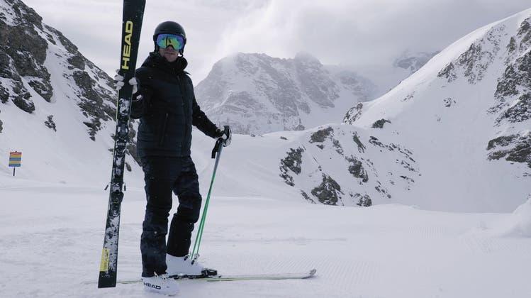 Tipps vom Ex-Skirennfahrer für den Bundesrat: So lockert man richtig