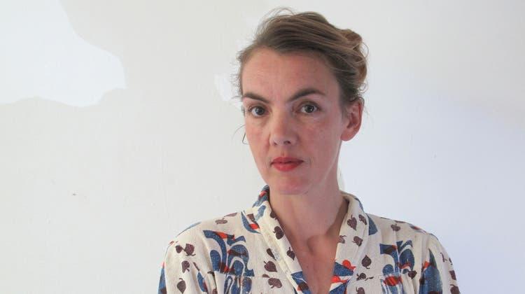 Die St.Galler Künstlerin Andrea Vogel. (Bilder: PD)
