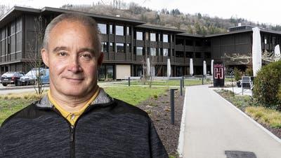Im Generationenhaus mit einer Kita und dem Alters- und Pflegezentrum Pfauen in Bad Zurzach. (Sandra Ardizzone)