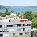 Der Hauptsitz von Bernina in Steckborn. (PD)