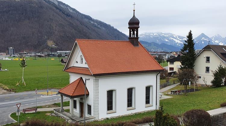 Die Kapelle St.Josef in Stans wurde um 1600 erbaut und ist eine der 16 Sehenswürdigkeiten des neuen Kirchen- und Kapellenwegs von Stans und Oberdorf. (Bild: PD)