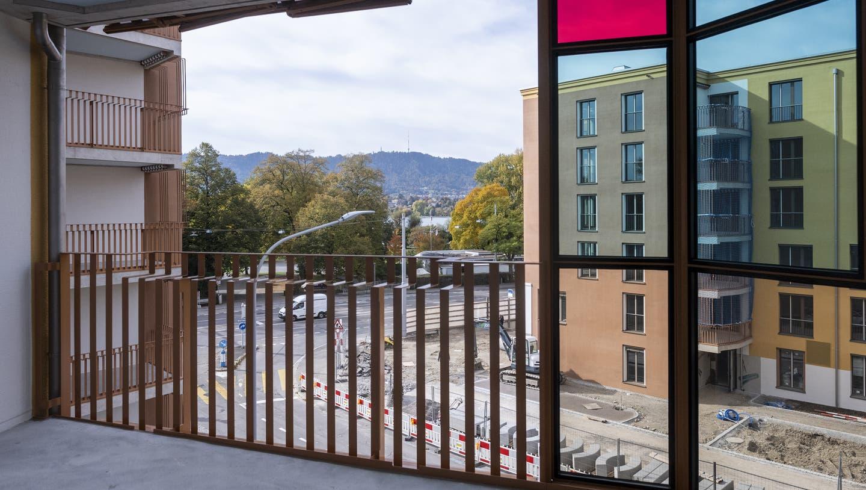 Günstige Wohnungen in Zürich: Neben der Stadt und den Genossenschaften sollen auch Private ihren Beitrag leisten, findet Stadtrat Odermatt. (Keystone)