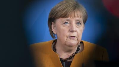 «Es war mein Fehler» - Angela Merkel bittet die Deutschen um Verzeihung. (Henning Schacht / Pool / EPA)