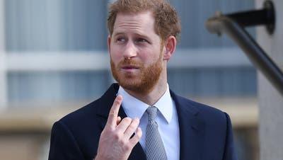So kennt man ihn noch gar nicht: Prinz Harry wird neuer Chief Impact Officer beim Beratungsunternehmen BetterUp. (BetterUp)