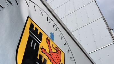 Im Gemeindehaus Windisch kommt es zu Verändrungen: Im Herbst treten drei der fünf Gemeinderäte nicht mehr zur Wiederwahl an. (Bild: mhu (18. Juni 2018))