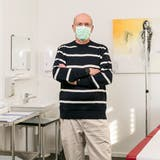 Dieter Kissling, Chef des Instituts für Arbeitsmedizin in Baden: «Der Kanton inklusive der Kantonsärztin wurden von mir vor 10 Tagen informiert, dass ich schliessen muss. Es gab keine Reaktion.» (Sandra Ardizzone)