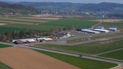 Im Jahr 1937 gegründet hat sich der Flugplatz Birrfeld zum bedeutendsten Luftverkehrs- und Ausbildungszentrum im Aargau entwickelt. (Bild: zvg(27. März 2019))