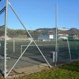 Der Allwetterplatz ist seit dem Jahr 2004 ein wichtiger Bestandteil der Sportanlage Breite in Bütschwil. (Bild: Beat Lanzendorfer)