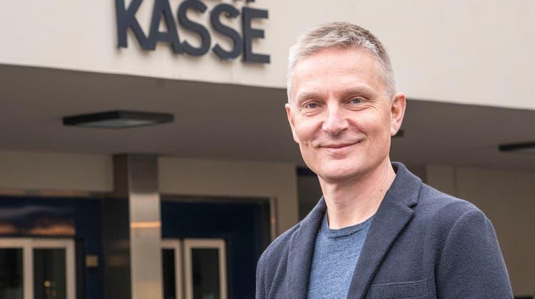 Michael Willi, Präsident der Theatergenossenschaft Basel. (Bild: Nicole Nars-Zimmer (27. Februar 2020) / BLZ)