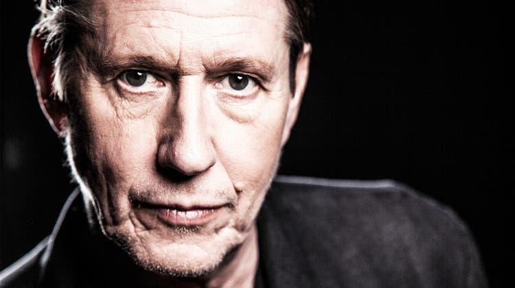 Der Kabarettist und Satiriker Andreas Rebers erhält den Schweizer Kabarett-Preis«Cornichon» (HO/Susie Knoll)