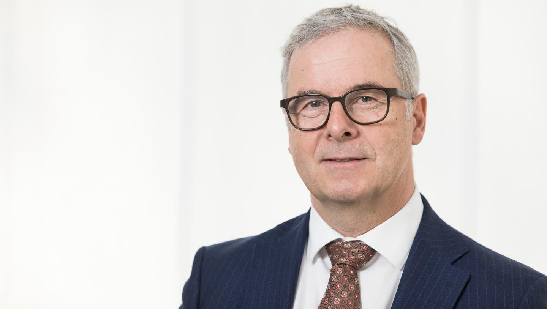 Der Rücktritt des bisherigen USZ-Spitalratspräsidenten Martin Waser steht im Zusammenhang mit verschiedenen Missständen, die ans Licht kamen.André Zemp soll seine Nachfolge Anfang Oktober antreten. (Archivbild: Severin Bigler/LTA)