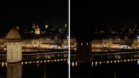 In Luzern und rundum den Globus wird mit einerLicht-aus-Aktion ein Zeichen für denKlimaschutz gesetzt