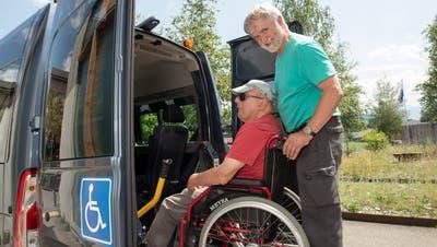 In Horw gibt es bald einen weiteren Fahrdienst für Senioren – jetzt werden Fahrer gesucht