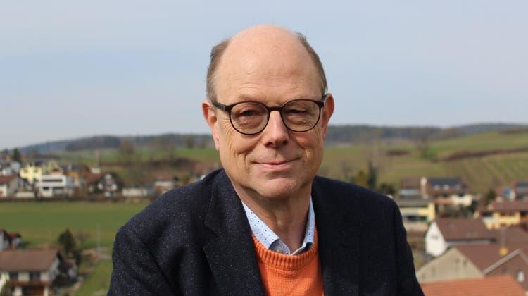 Pfarrer Peter Lüscher verlässt im Herbst 2021 Bözen und zieht nach Baden. (Bild: Karin Pfister)