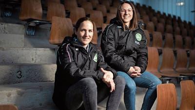 «So eine Sichtbarkeit hat es noch nie vorher gegeben»– Weshalb die Zeiten für die Sportchefinnen des FC St.Gallen-Staad so aufregendsind