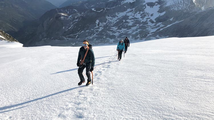 Golden Line Pass (© Mammut Alpine School)
