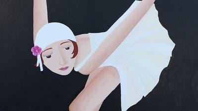 «Auf Träumen gebettet» ist das interaktive Kunstobjekt in der Ausstellung «Tagträume» im Museum im LagerhausSt.Gallen. Die Künstler und Gäste bestücken hier gemeinsam das Werk, indem sie ihre Träume auf Notizzetteln festhalten und hinzufügen. (Bild: Michel Canonica)