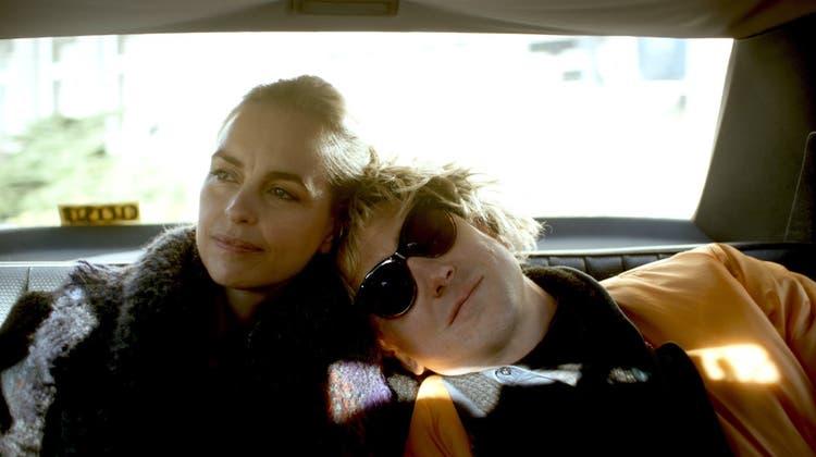 Szene aus dem Film «Schwesterlein» mit Nina Hoss und Lars Eidinger. (HO)