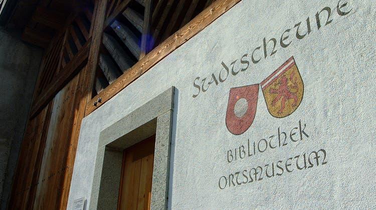 Das Ortsmuseum fristet seit einigen Jahren ein Schattendasein. (Bild: AZ-Archiv)