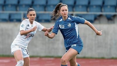 Die Super League der Frauen spielt verrückt, und die FCL-Spielerin Flavia von Känel steht mittendrin