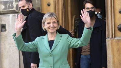 Fabienne Fischer hat die Ersatzwahlen in Genf gewonnen. (Keystone)